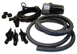 Sidste nye Pumpesæt og pumpe til vandsten - Køb her! JX-82