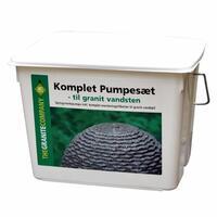 Populære Pumpesæt og pumpe til vandsten - Køb her! LT-69