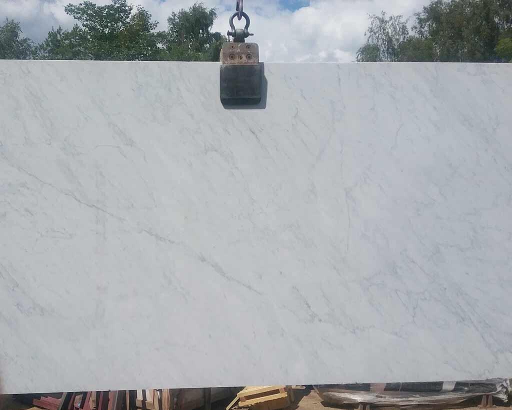 Picture of: Kob Bianco Carrara Marmor Bord