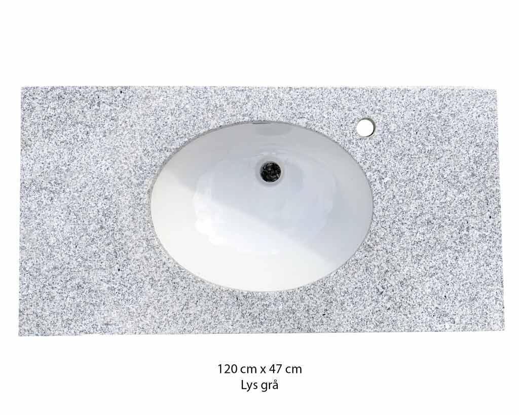 Picture of: Kob Bordplade Med Integreret Vask Tilbud 2 500 00 Kr