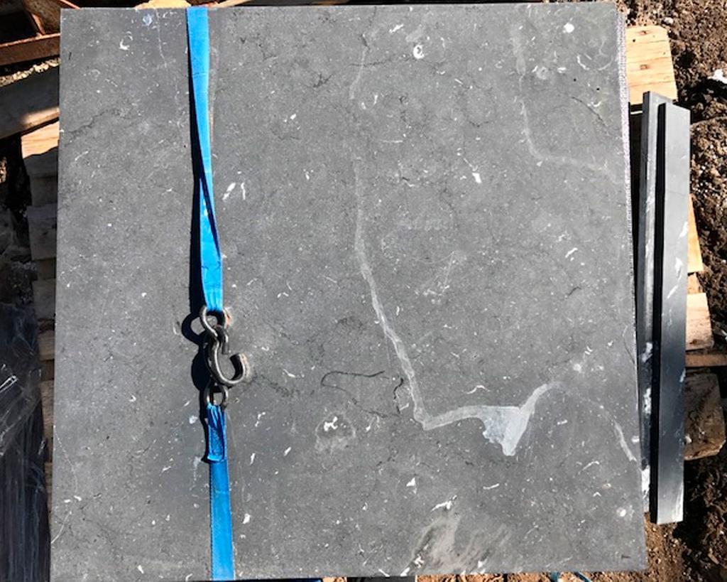 Af modish Køb Nero Marquina - fliser i sort marmor (Mat)Restparti LR52